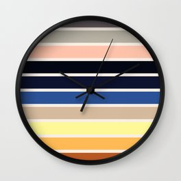 The colors of - Howl's moving castle Wall Clock
