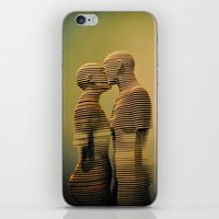lovers iPhone & iPod Skins featuring Lovers. by David Prior Photography