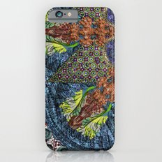 Psychedelic Botanical 6 Slim Case iPhone 6s