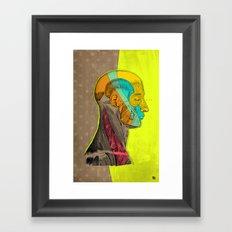 Salience Framed Art Print