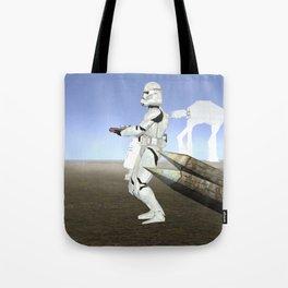 War Stars: Empire Strike Tote Bag