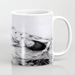 """""""2062: the castle of trapped Amazons"""" cover Coffee Mug"""