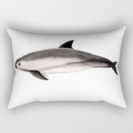 Vaquita Rectangular Pillow