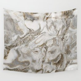 Crema marble Wall Tapestry