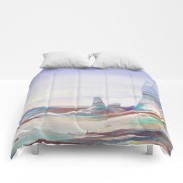 On another planet Comforters