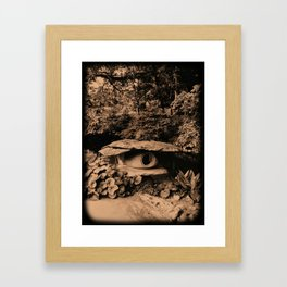 Back in Time (Japan) Framed Art Print