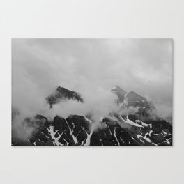 Farther Slopes: II Canvas Print