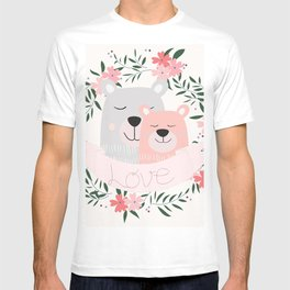 Beary Much Love You T-shirt