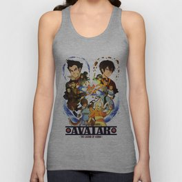 Team Avatar Unisex Tank Top