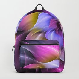 flower butterfly Backpack