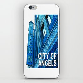 Wiltern Theatre iPhone Skin