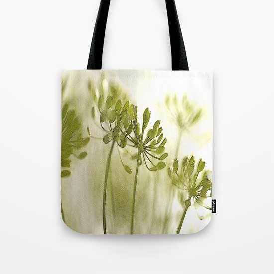 Something green and delicate Tote Bag