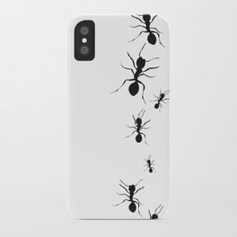 Graphic_Ant iPhone Case