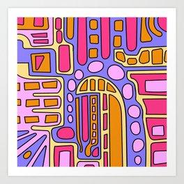 MIN14 Art Print