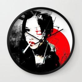 Shiina Ringo - Japanese singer Wall Clock