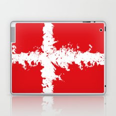 in to the sky, Denmark  Laptop & iPad Skin
