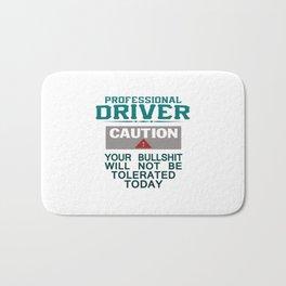 Truck Driver Safety Bath Mat