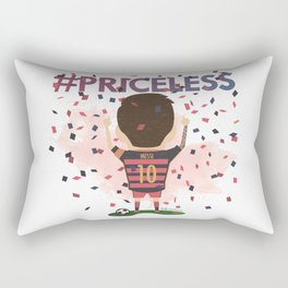 Messi Priceless Rectangular Pillow