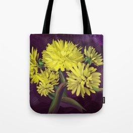 Dandelion Fever DPAR170414d Tote Bag