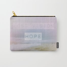 Lost Vision, Hope Carry-All Pouch