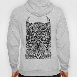 Doodle owl Hoody