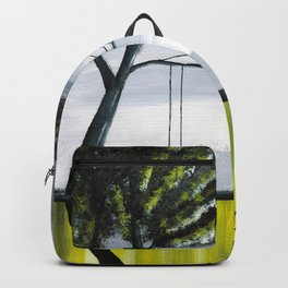 The Girl Without a Reflection Part 4 Backpack