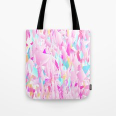 Chaos Applied Tote Bag