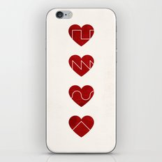 Love Synth iPhone Skin