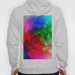 Explosive colors Hoody