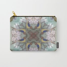 Vintage Plated Carry-All Pouch