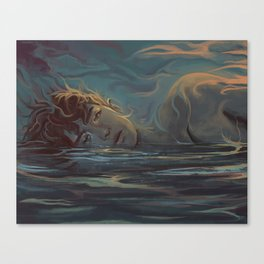 chanyeol Canvas Print