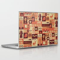 seinfeld Laptop & iPad Skins featuring Accio Items by Risa Rodil