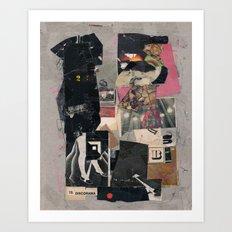 discorama Art Print