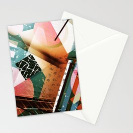 Miami Vice vs. Bauhaus Stationery Cards