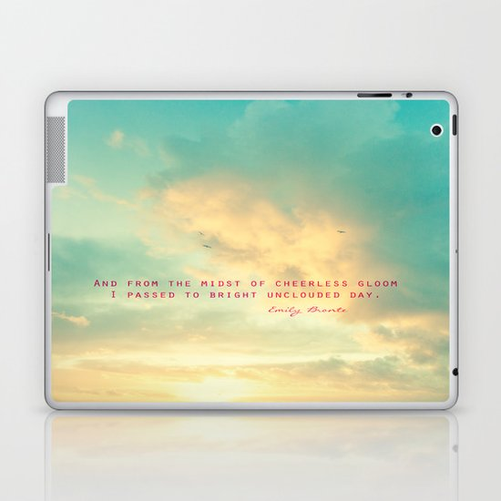 A Bright Day  Laptop & iPad Skin