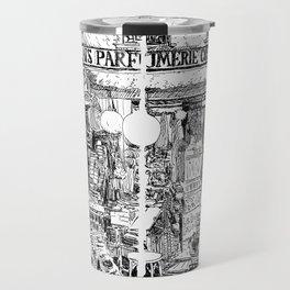 Faubourg du Temple Travel Mug