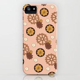 Nude Industrious iPhone Case
