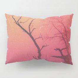 Red Mist Pillow Sham