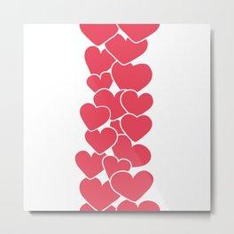 Love row Metal Print