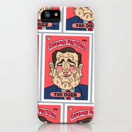 Ted Ooze iPhone Case