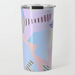 Abstract gradient 2 Travel Mug