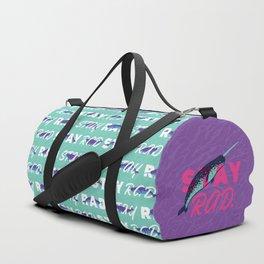 Stay Radical Duffle Bag