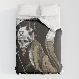 Kitsune Demon Fox Comforters