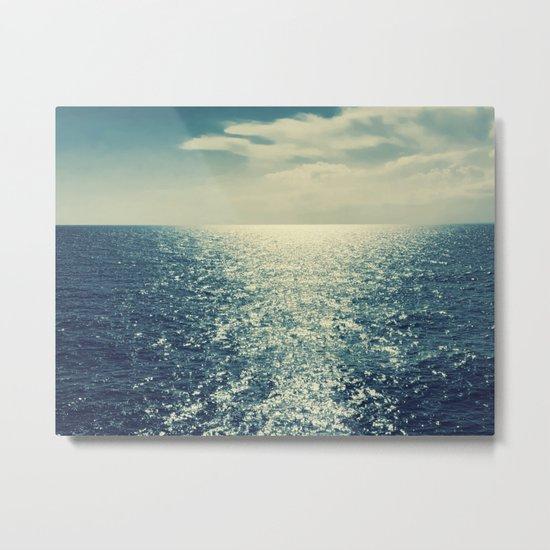Sea horizon 2 Metal Print