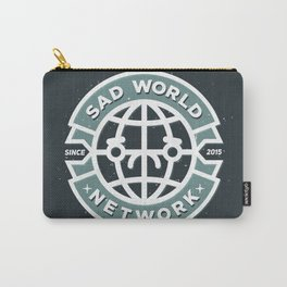 SAD WORLD NEWS NETWORK Carry-All Pouch