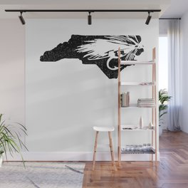 North Carolina Fly Fishing Hook River Wall Mural