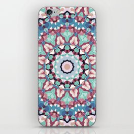 Geometric ornament 19 iPhone Skin