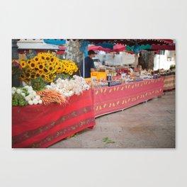 Market 1 Canvas Print
