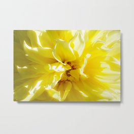 yellowSea Metal Print