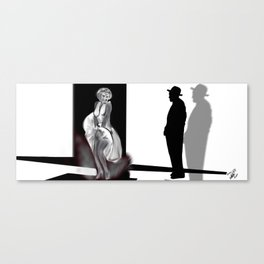 Classic MOVIE MOMENTS Canvas Print